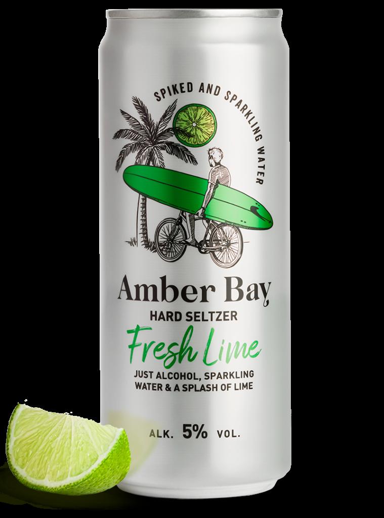 Amber Bay Fresh Lime Packshot